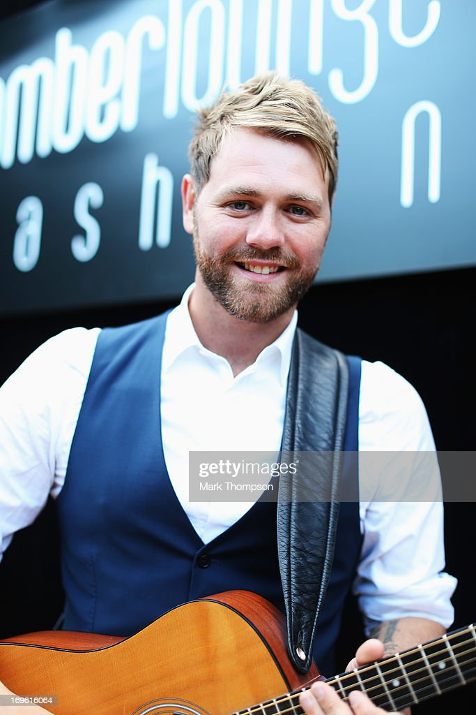 <a gi-track='captionPersonalityLinkClicked' href=/galleries/search?phrase=Brian+McFadden+-+Singer&family=editorial&specificpeople=14999715 ng-click='$event.stopPropagation()'>Brian McFadden</a> attends the Amber Lounge Charity Fashion event at Le Meridien Beach Plaza Hotel on May 24, 2013 in Monaco, Monaco.