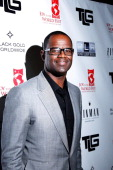 Brian McKnight attends the Inaugural Joy to the World Fest Black Tie Gala at the Ritz Carlton Hotel December 18 2010 in Philadelphia Pennsylvania