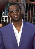 Brian McKnight during 2002 ESPY Awards Arrivals at The Kodak Theater in Hollywood California United States