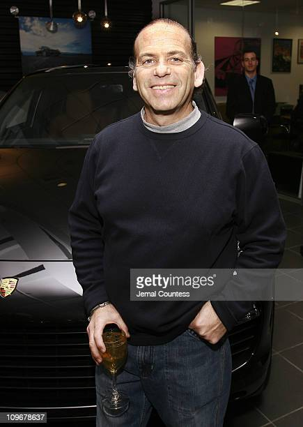 Brian Miller during 2008 Porsche Cayenne Unveiling at Manhattan Motorcars in New York City New York United States