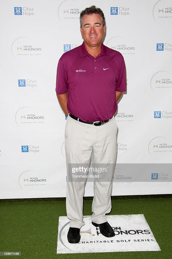 Brian Mogg attends the 6th Annual Hilton HHonors Charitable Golf Series held at The Riviera Country Club on October 8, 2012 in Pacific Palisades, California.