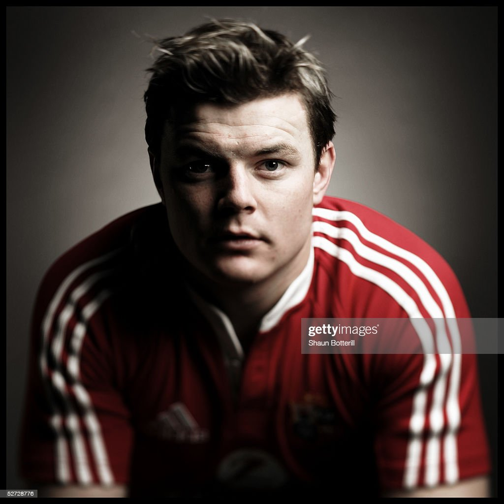 <a gi-track='captionPersonalityLinkClicked' href=/galleries/search?phrase=Brian+O%27Driscoll&family=editorial&specificpeople=194745 ng-click='$event.stopPropagation()'>Brian O'Driscoll</a> (Captain) pictured during the British and Irish Lions Squad Photocall for the 2005 Tour to New Zealand on April 18 2005 in Cardiff, Wales.