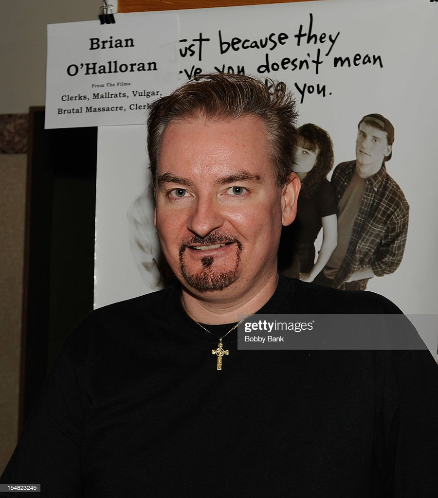 Brian O'Halloran attends the 2012 Chiller Theatre Expo at the Sheraton Parsippany Hotel on October 26, 2012 in Parsippany, New Jersey.