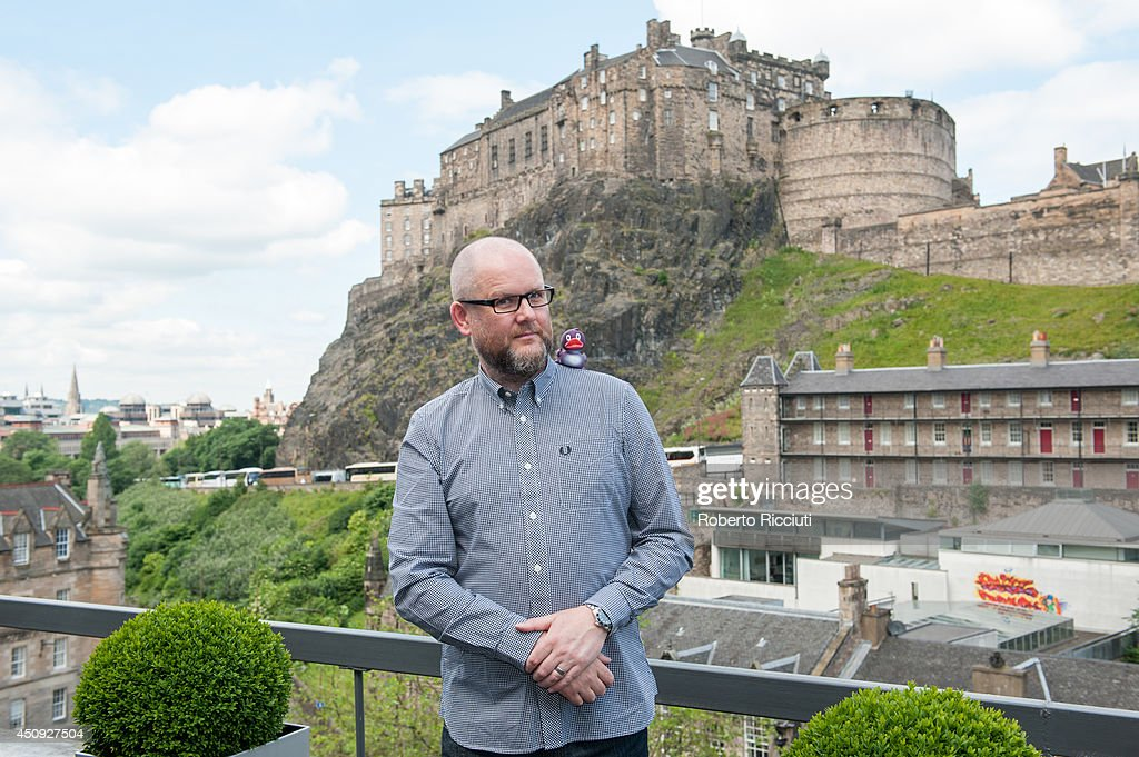 Brian O'Malley attends 'Let us pray' photocall at Apex International Hotel during the Edinburgh International Film Festival on June 20, 2014 in Edinburgh, Scotland.