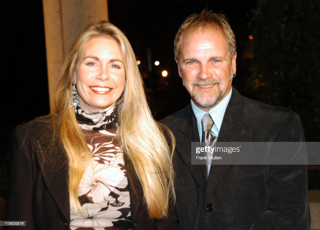 Brian Prout of Diamond Rio and wife Stephanie during 2003 BMI Country Music Awards at BMI Nashville in Nashville, Tennessee, United States.