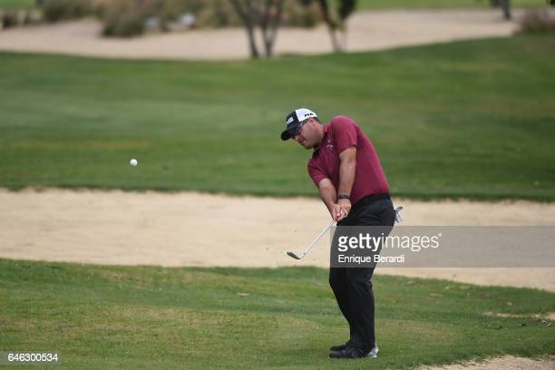 Brian Richey of the United States during the final round of the PGA TOUR Latinoamerica 70 Avianca Colombia Open at Club Campestre Guaymaral on...
