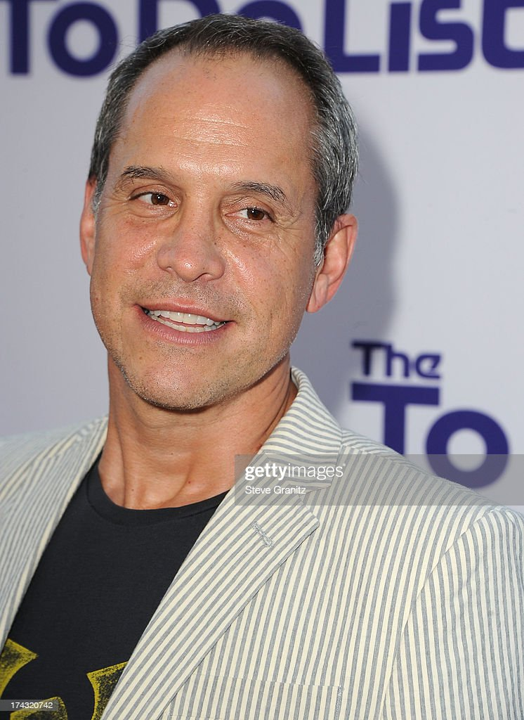 Brian Robbins arrives at the CBS Films 'The To Do List' at Regency Bruin Theatre on July 23 2013 in Los Angeles California