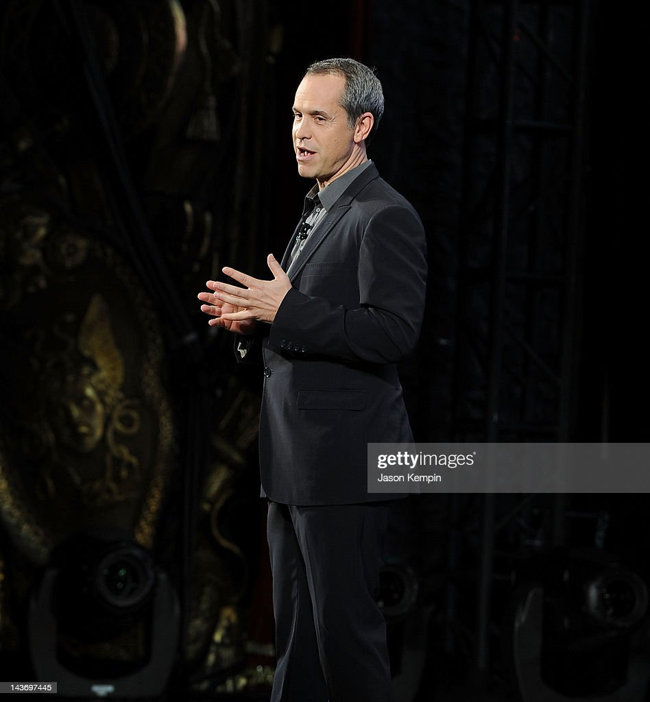 Brian Robbins attends YouTube 2012 Upfronts Presentation at Beacon Theatre on May 2 2012 in New York City