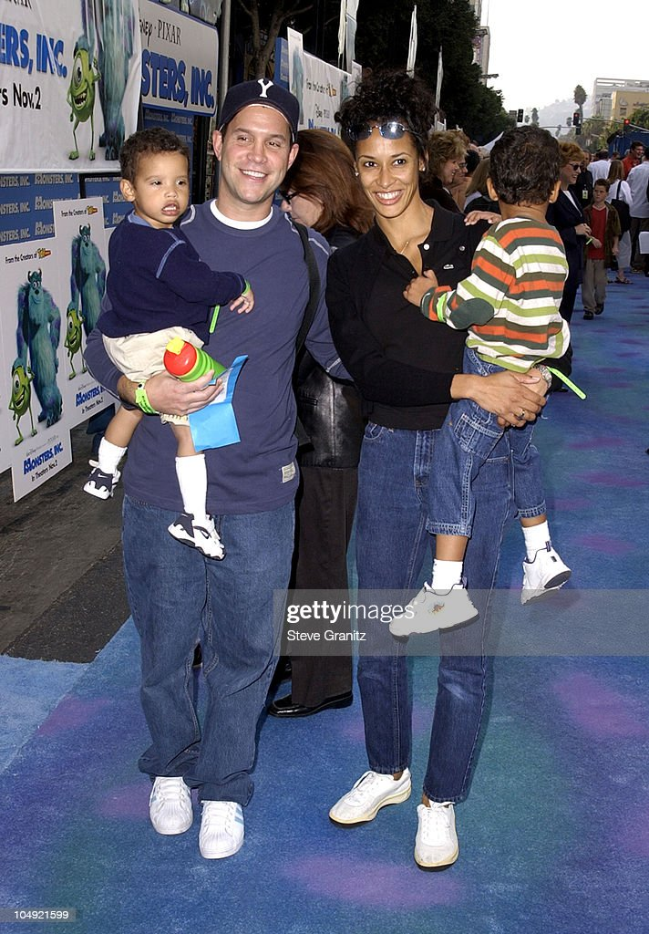 Brian Robbins during Monsters Inc Premiere at El Capitan Theatre in Hollywood California United States