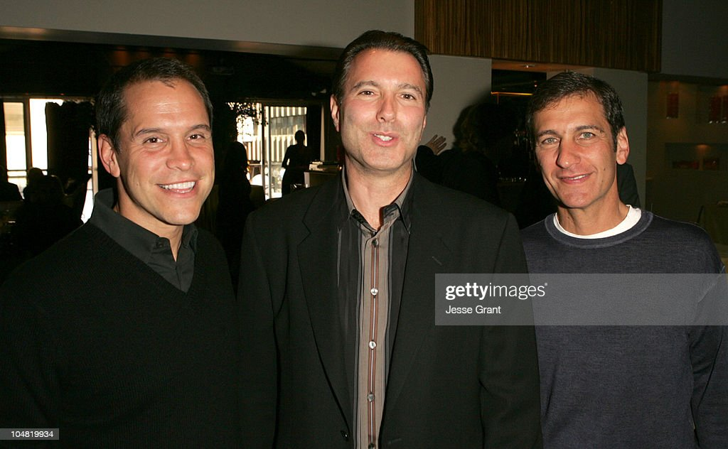 Brian Robbins Producer Rick Sands Dreamworks and Mike Tollin Producer