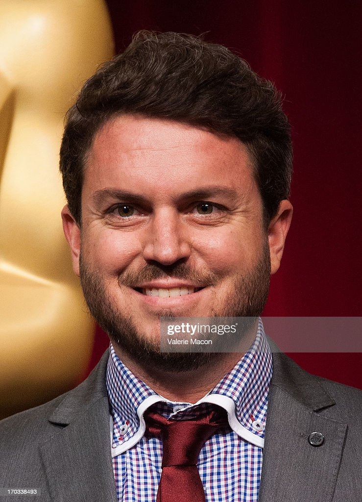 Brian Schwarz attends The Academy Of Motion Picture Arts And Sciences' 40th Annual Student Academy Awards Ceremony at AMPAS Samuel Goldwyn Theater on June 8, 2013 in Beverly Hills, California.