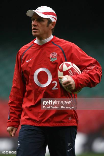 Brian Smith England attack coach