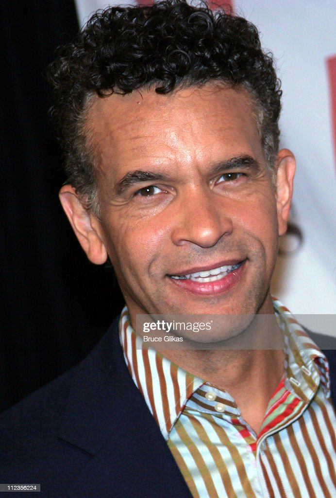 <a gi-track='captionPersonalityLinkClicked' href=/galleries/search?phrase=Brian+Stokes+Mitchell&family=editorial&specificpeople=213301 ng-click='$event.stopPropagation()'>Brian Stokes Mitchell</a> during 59th Annual Tony Awards Nominations Announcement at Marriott Marquis in New York City, New York, United States.