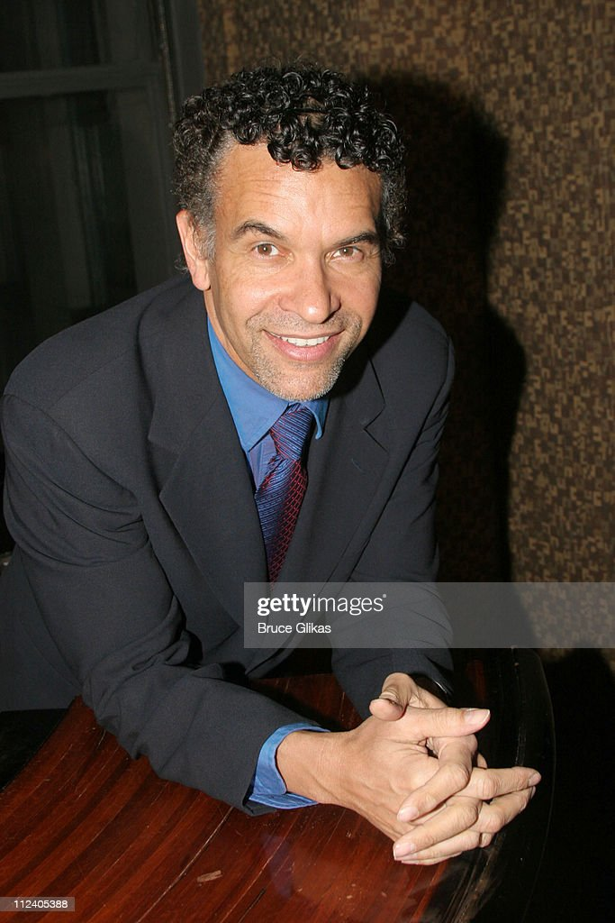 Brian Stokes Mitchell during Manhattan Theater Club 2006 Winter Benefit 'An Intimate Night' at The Rainbow Room in New York City, New York, United States.