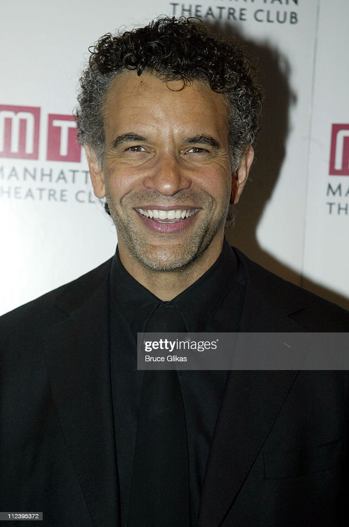 <a gi-track='captionPersonalityLinkClicked' href=/galleries/search?phrase=Brian+Stokes+Mitchell&family=editorial&specificpeople=213301 ng-click='$event.stopPropagation()'>Brian Stokes Mitchell</a> during Manhattan Theater Club Spring Gala 2003 at New York Hilton in New York City, New York, United States.