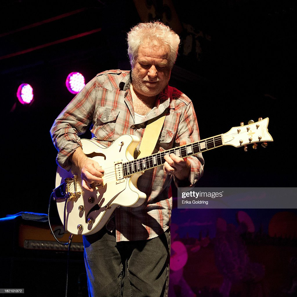 Brian Stoltz performs at Tipitina's on September 27, 2013 in New Orleans, Louisiana.