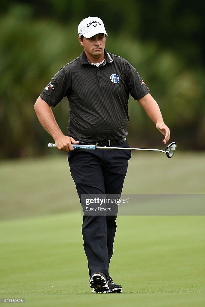 <a gi-track='captionPersonalityLinkClicked' href=/galleries/search?phrase=Brian+Stuard&family=editorial&specificpeople=5409526 ng-click='$event.stopPropagation()'>Brian Stuard</a> prepares to putt on the tenth green during a continuation of the third round of the Zurich Classic at TPC Louisiana on May 2, 2016 in Avondale, Louisiana.