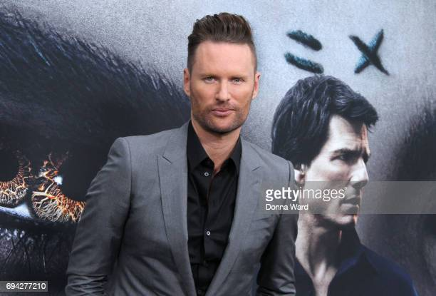 Brian Tyler attends 'The Mummy' Fan Event at AMC Loews Lincoln Square on June 6 2017 in New York City