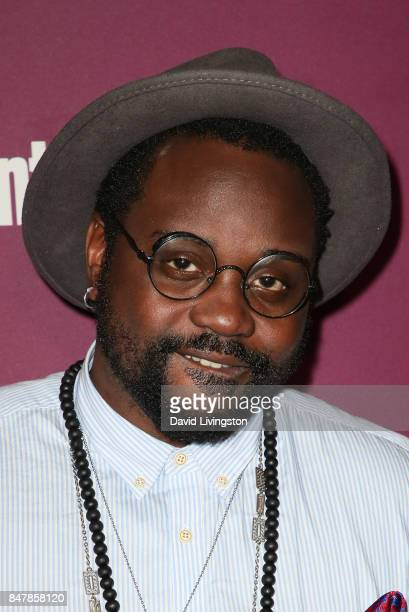 Brian Tyree Henry attends the Entertainment Weekly's 2017 PreEmmy Party at the Sunset Tower Hotel on September 15 2017 in West Hollywood California