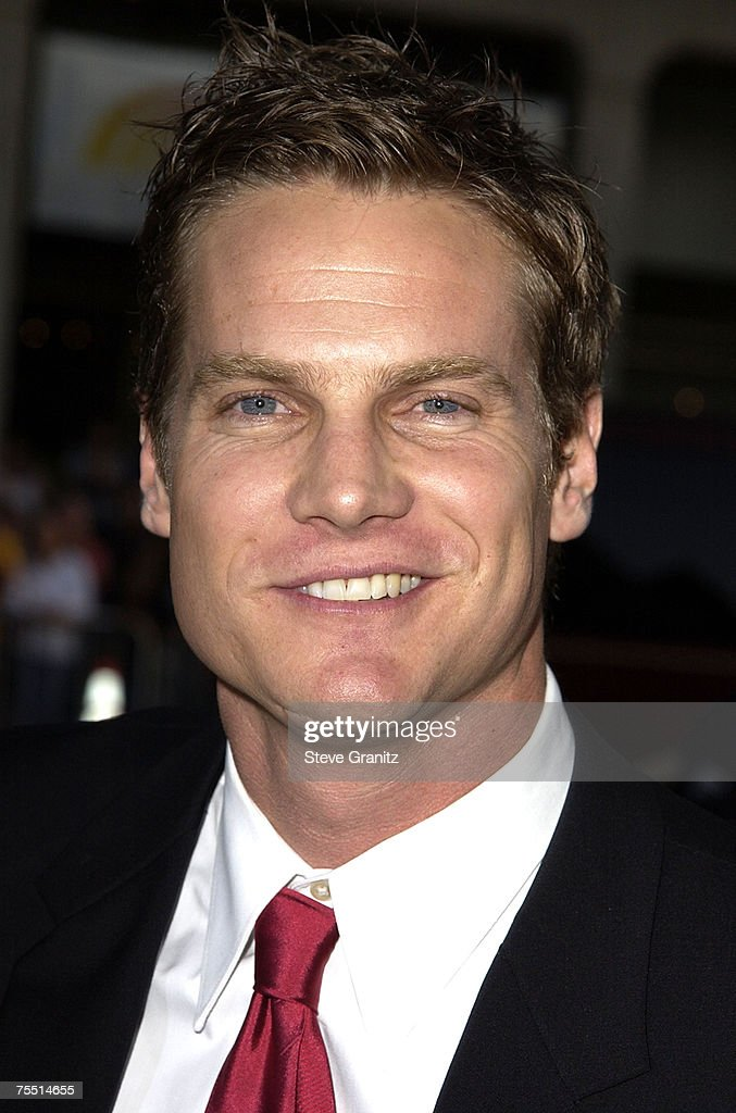 Brian Van Holt at the Grauman's Chinese Theatre in Hollywood, California
