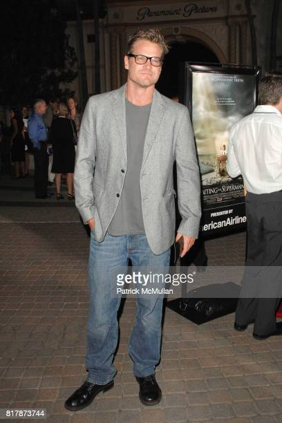 Brian Van Holt attends Waiting For 'Superman' Premiere at Paramount Theatre on September 20 2010 in Hollywood California