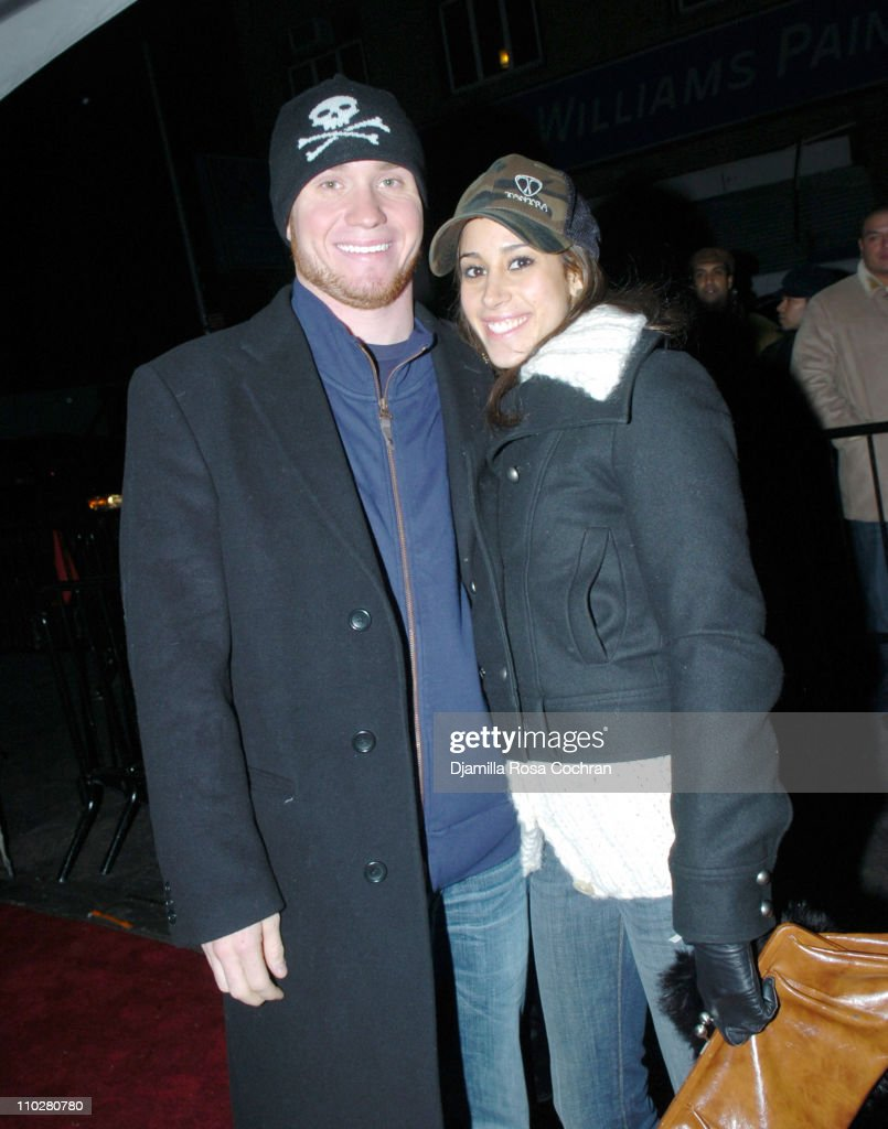<a gi-track='captionPersonalityLinkClicked' href=/galleries/search?phrase=Brian+Vickers&family=editorial&specificpeople=171225 ng-click='$event.stopPropagation()'>Brian Vickers</a> and Mara Kadish during Opening of Pacha - December 7, 2005 at Pasha in New York City, New York, United States.