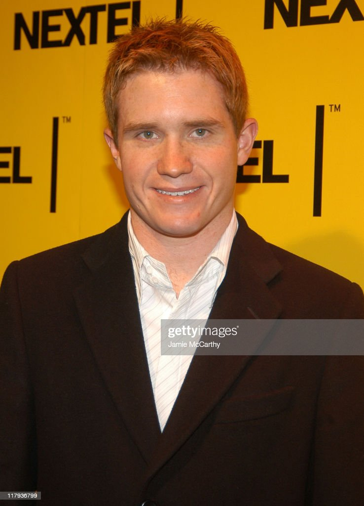 <a gi-track='captionPersonalityLinkClicked' href=/galleries/search?phrase=Brian+Vickers&family=editorial&specificpeople=171225 ng-click='$event.stopPropagation()'>Brian Vickers</a> during Nascar Nextel Cup Series Champion's Celebration at Marquee in New York City, New York, United States.