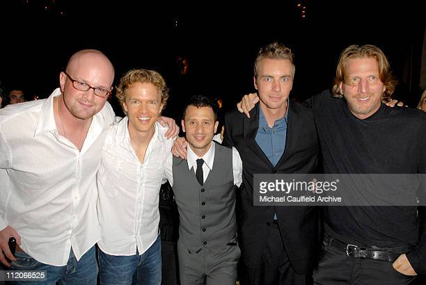 Brian Volk Weiss producer Greg Coolidge director Andrew Panay producer Dax Shepard and Barry Katz producer