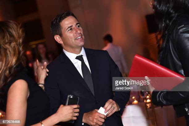 Brian Weinstein attends The Opportunity Network's 10th Annual Night of Opportunity Gala at Cipriani Wall Street on April 24 2017 in New York City