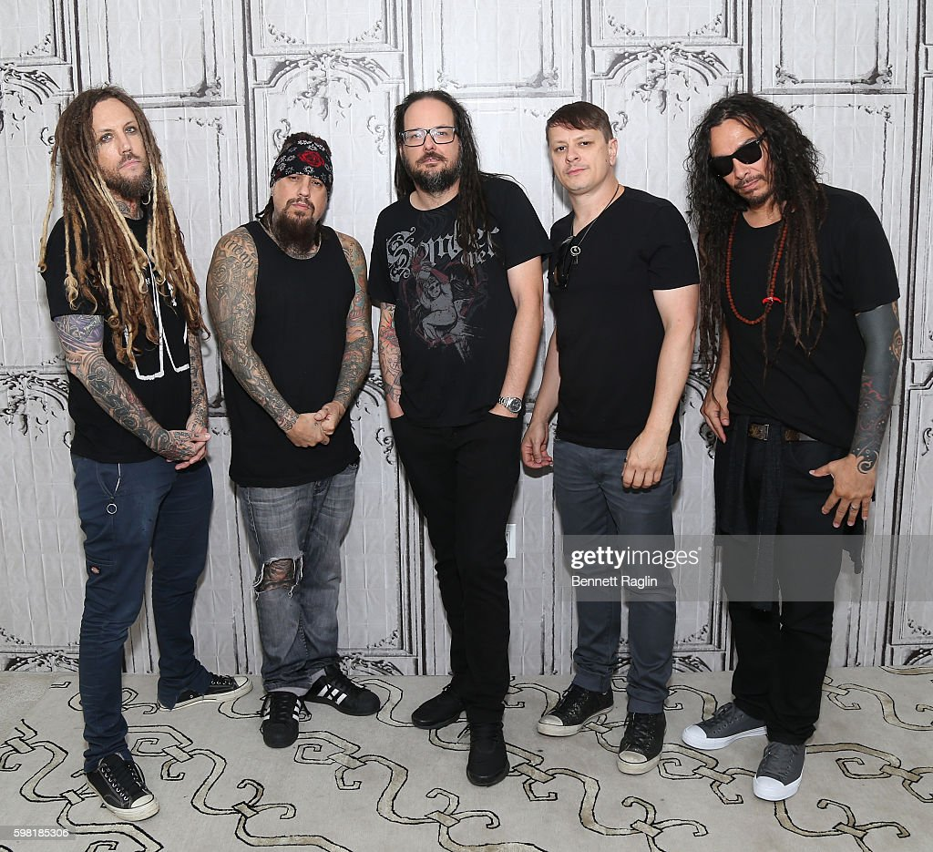 "BUILD Series Presents Korn Discussing Their Newest Studio Album ""The Serenity Of Suffering"""