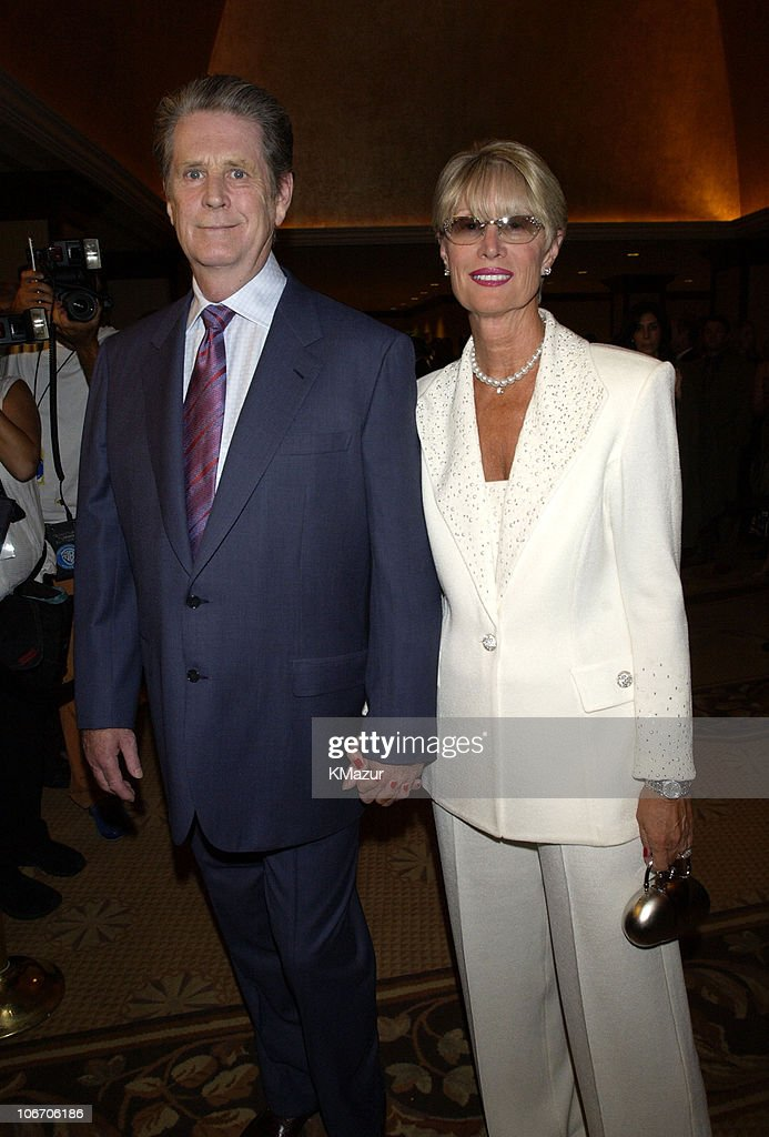Brian Wilson and wife Melinda Wilson during Paul McCartney and Heather Mills McCartney Host the 2nd Annual AdoptAMinefield Benefit 'Open Hearts Clear...