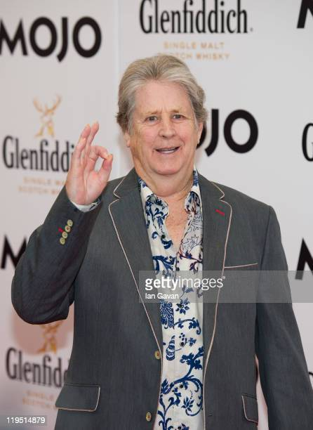 Brian Wilson attends the Glenfiddich Mojo Honours List 2011 at The Brewery on July 21 2011 in London England