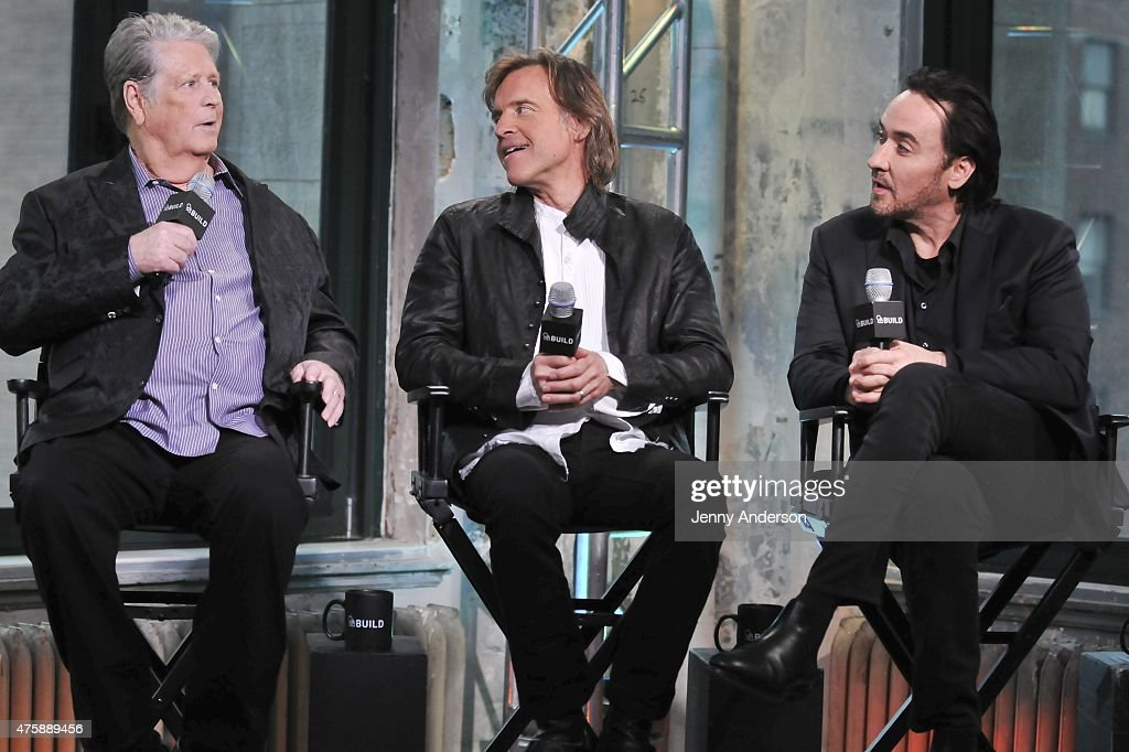 "John Cusack, Brian Wilson And Bill Pohlad ""Love & Mercy ..."