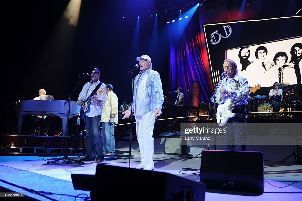 The Beach Boys Perform At Hard Rock Live