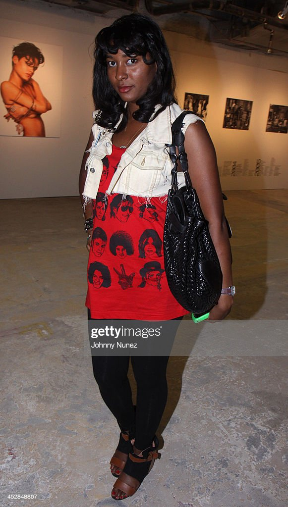 Briana Bigham attends Rocawear's 10th Anniversary party at the Rocawear Showroom on August 10, 2009 in New York City.