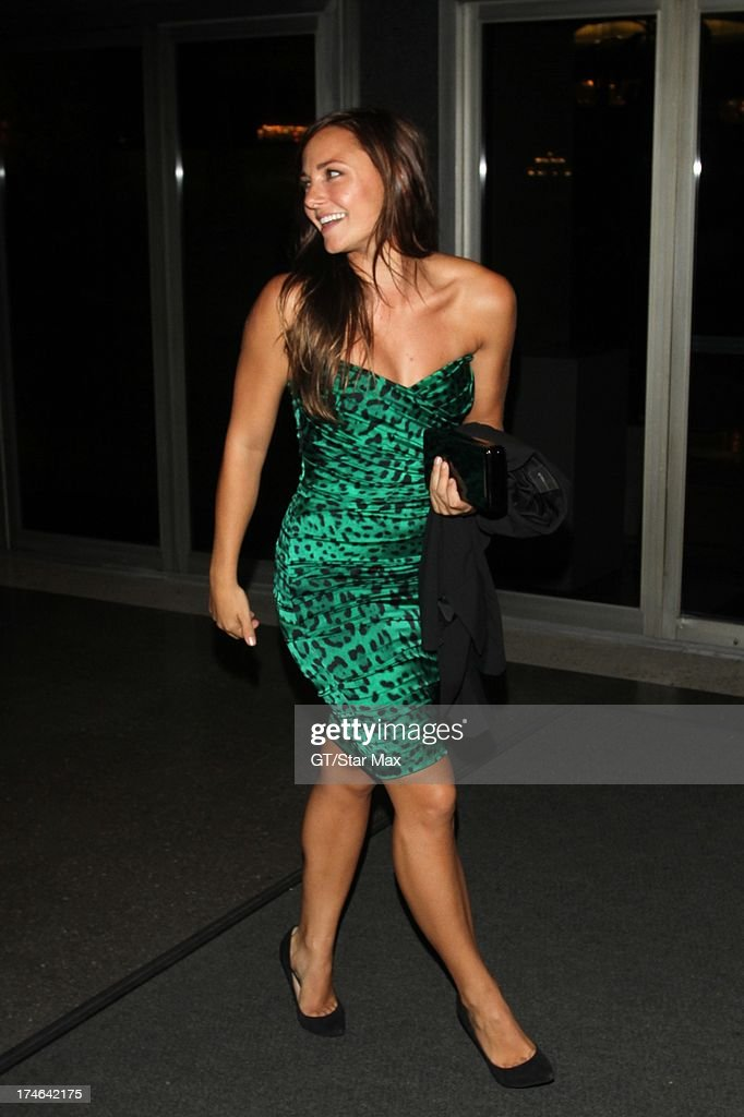 Briana Evigan as seen on July 27, 2013 in Los Angeles, California.