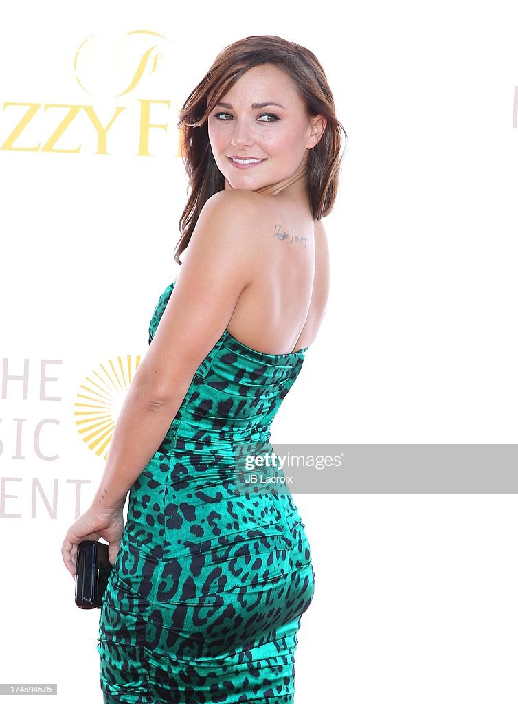 <a gi-track='captionPersonalityLinkClicked' href=/galleries/search?phrase=Briana+Evigan&family=editorial&specificpeople=2484919 ng-click='$event.stopPropagation()'>Briana Evigan</a> attends the 3rd Annual Celebration Of Dance Gala held at Dorothy Chandler Pavilion on July 27, 2013 in Los Angeles, California.
