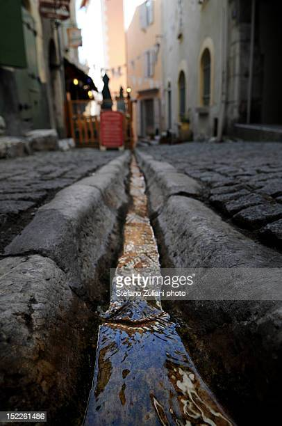 Briancon alley