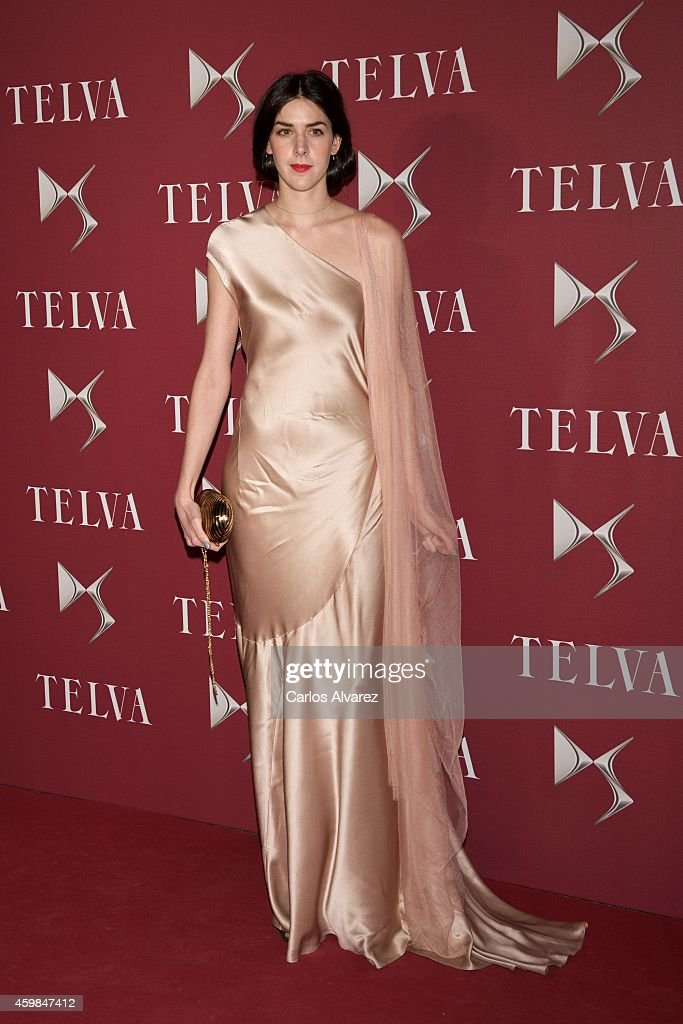 Brianda Fitz James Stuart attends the 'Telva Beauty' 2014 awards at the Royal Teather on December 2, 2014 in Madrid, Spain.