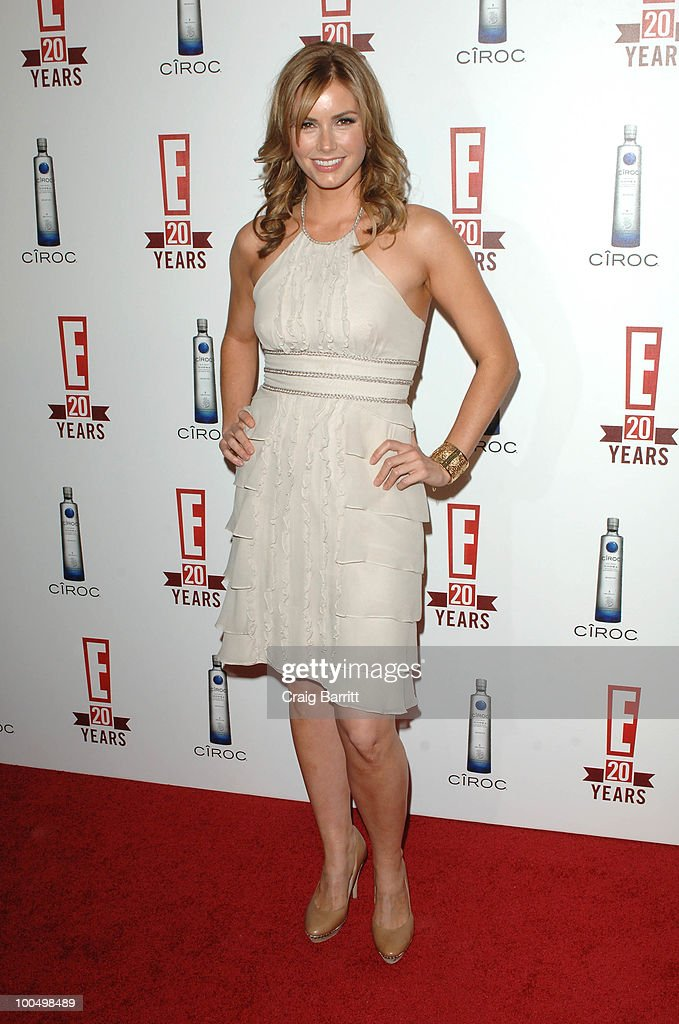 Brianna Brown arrives at E! Entertainment's 20th Birthday Celebration at The London Hotel on May 24, 2010 in West Hollywood, California.