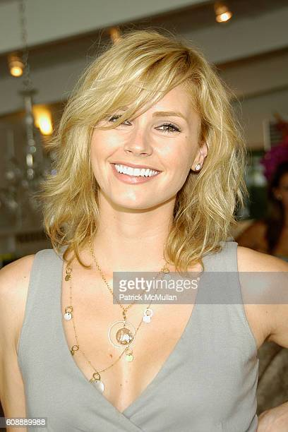 Brianna Brown attends French Connection On The Beach Hosts Siri Garber's Bridal Shower at French Connection Beach House on August 26 2007 in Malibu CA