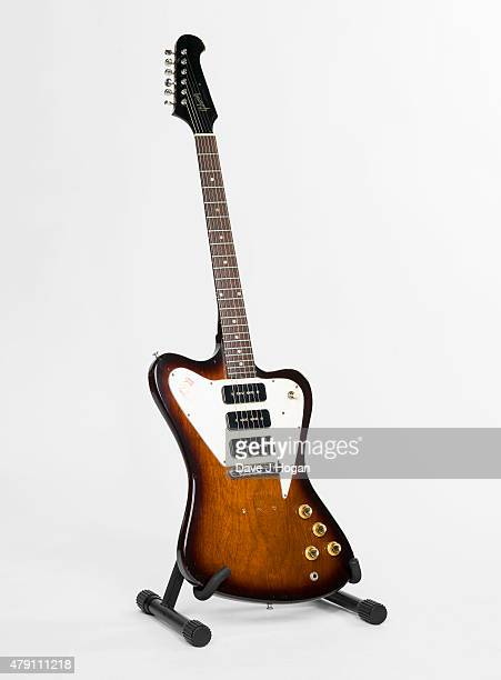 Brian's Gibson Firebird III was bought in early 1966 Only about 2500 of these guitars were ever produced and Brian played it rarely on live shows but...