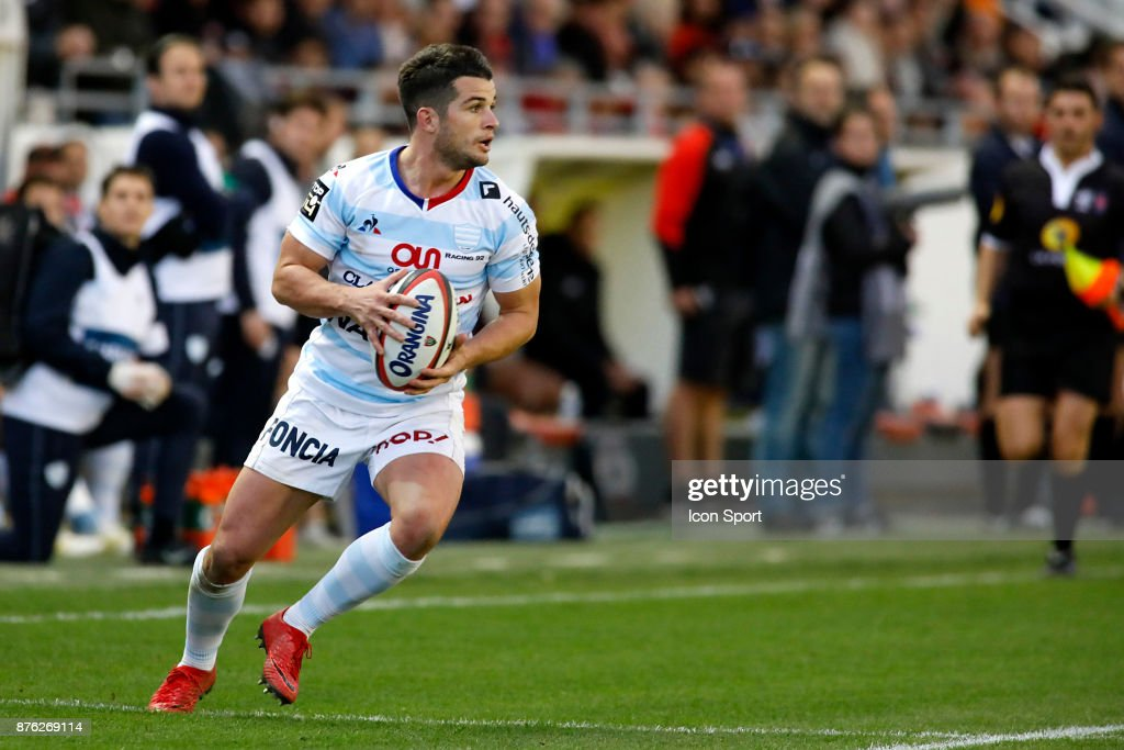 RC Toulon v Racing 92 - Top 14