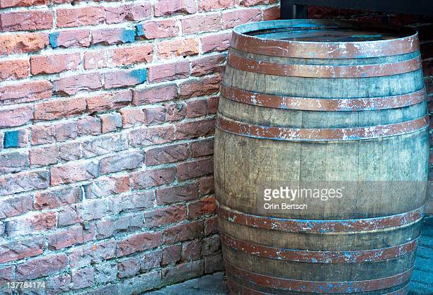 Brick and ale barrel