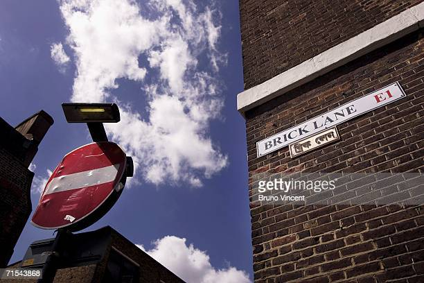 Brick Lane street sign July 31 2006 in London A film adaptation of the book 'Brick Lane' by author Monica Ali has met a campaign to halt the...