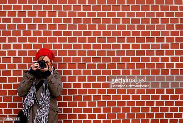 Brick Wall Girl