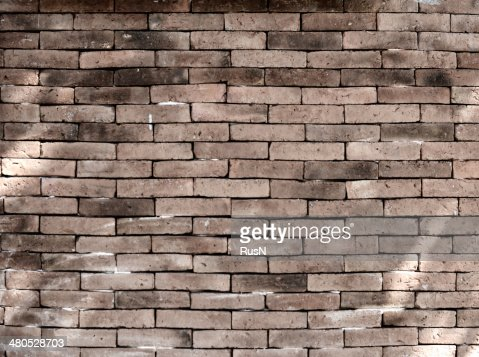 brick wall : Stockfoto