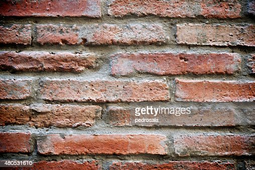 Brick wall : Stock Photo