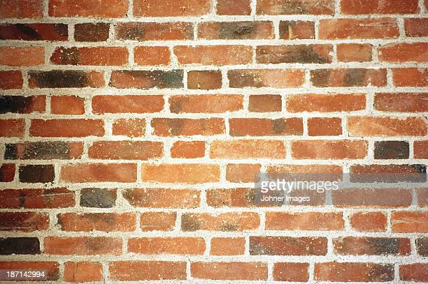 A brick wall, Sweden.
