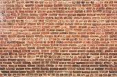 Brick Wall with Dark Gradient at Bottom